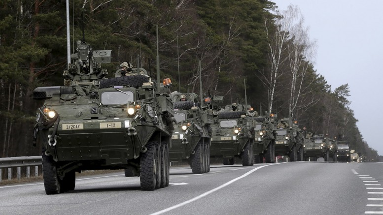 US Army-Europe-equipment