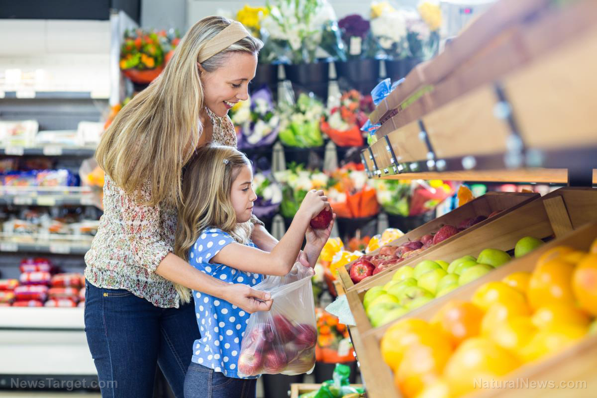 What Grocery Stores Have The Natural Food Bins